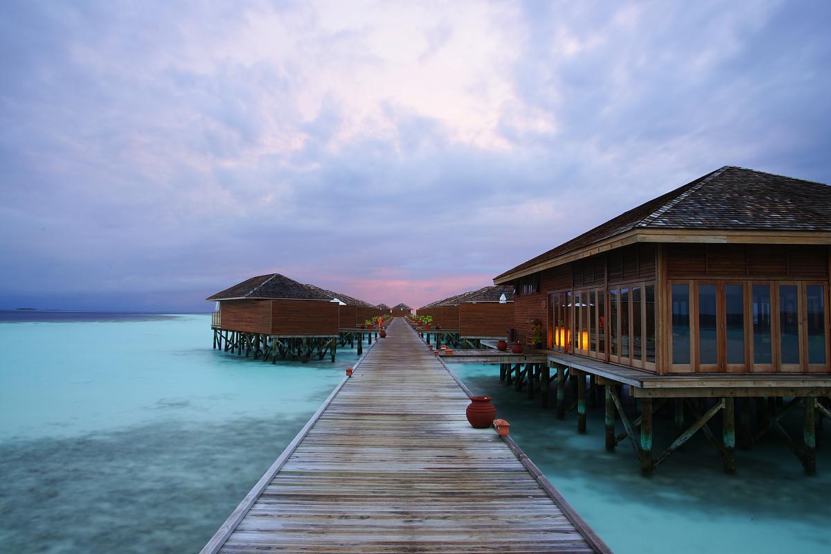 一篇读懂马尔代夫,爱与天堂的代名词,我把整座海岛承包给你